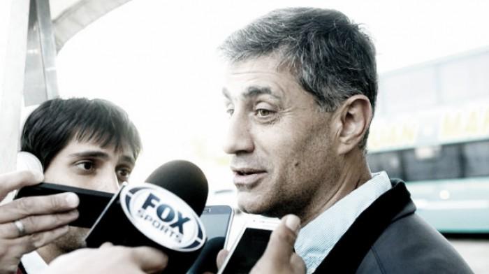 """José Mansur: """"Nosotros estamos al día con los sueldos"""""""
