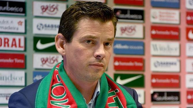 Nuno Manta é o novo treinador do Marítimo