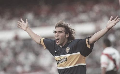 A 23 años del último partido del 'Manteca'