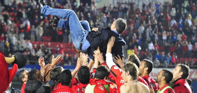 Puntuaciones del Mallorca 2011/2012