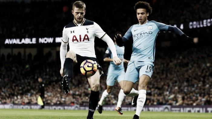 Resumen del Manchester City 4-1 Tottenham en Premier League 2017
