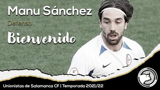 Manu Sánchez es nuevo jugador de Unionistas