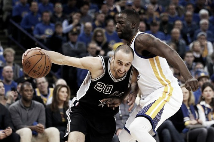 "Nba, Ginobili sui Warriors: ""Non so se c'è un modo per batterli"""