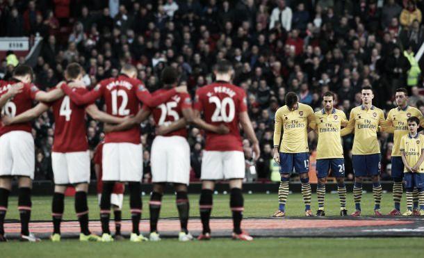 United - Arsenal: tra rivalità e secondo posto