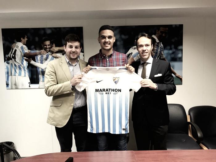 El Atlético Malagueño se refuerza con Manu Alemán