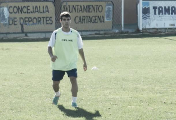 Manu Amores, a prueba con el Cartagena
