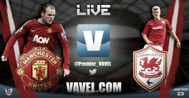 Resultado Manchester United - Cardiff en la Premier League