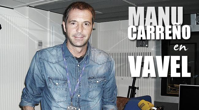 """Manu Carreño: """"No puedo ver cosas negativas en mi carrera"""""""
