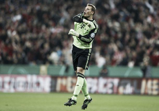 Em entrevista, Neuer manifesta seu desejo de jogar no Bayern por um longo tempo