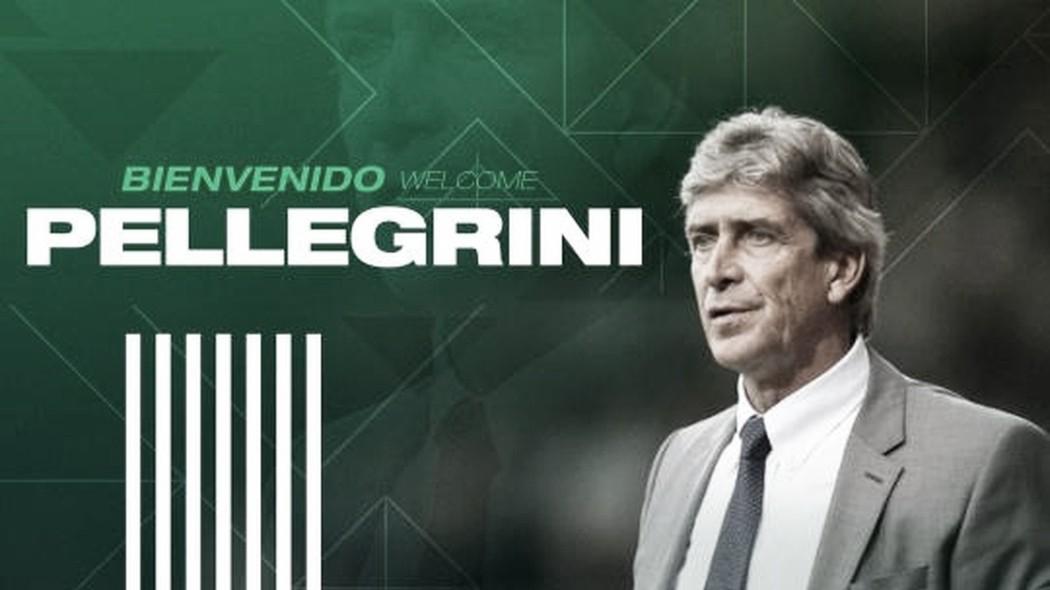 Betis anuncia contratação do técnico Manuel Pellegrini para próxima temporada