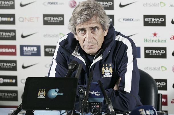 """Pellegrini: """"En la Premier League no podemos perder muchos puntos"""""""