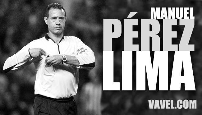 """Pérez Lima: ''El árbitro no roba. Él no se lleva los tres puntos"""""""