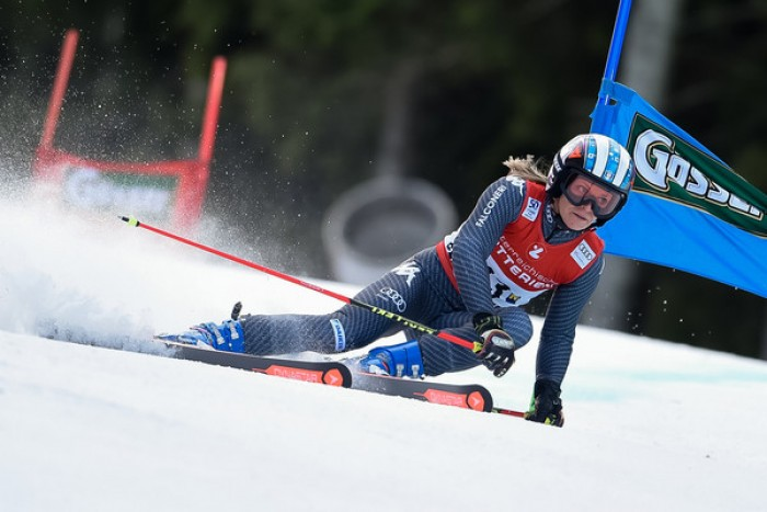 Sci Alpino, Semmering - Gigante: - La Shiffrin conferma il dominio, la Moelgg sale sul podio