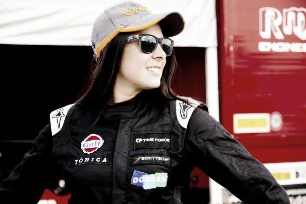 Manuela Vásquez correrá en el Top Race Serie