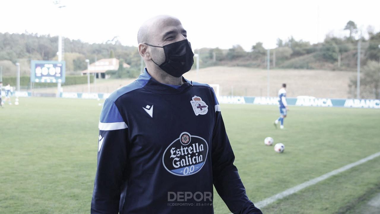 Manuel Pablo, nuevo entrenador del juvenil A del Deportivo