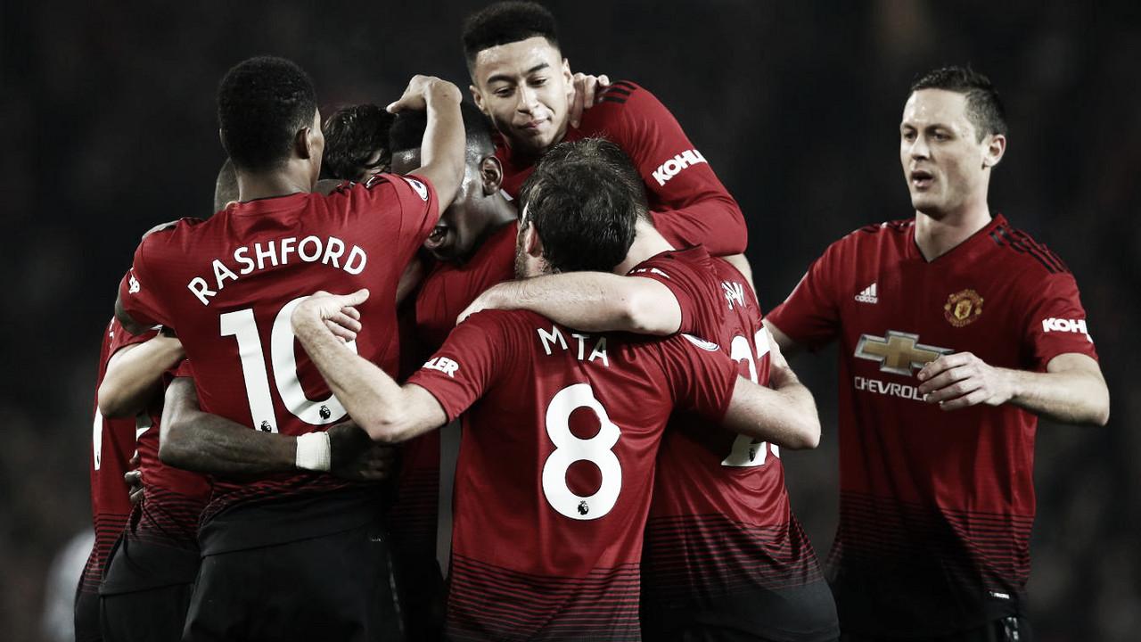 El United de Solskjaer se pasea en el Boxing Day