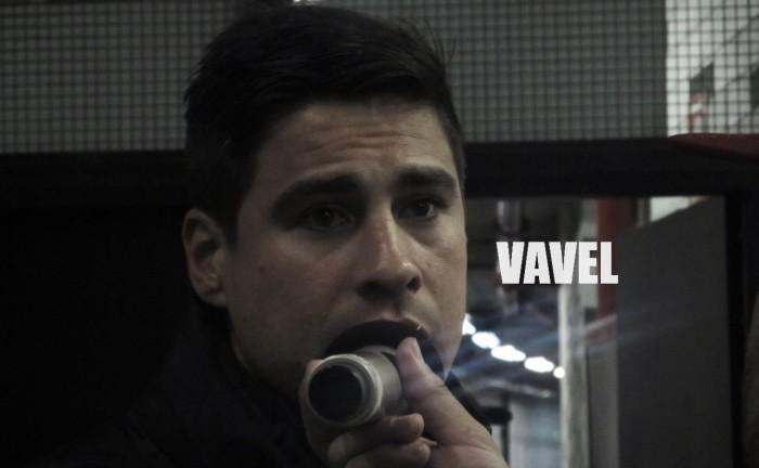 """Mauricio Molina: """"Era importantísimo ganar este partido"""""""