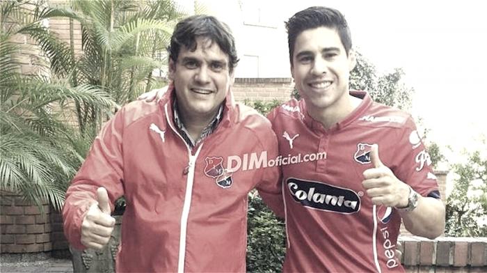"""Eduardo Silva Meluk: """"Se lo merece por todo lo que le ha dado al Medellín"""""""