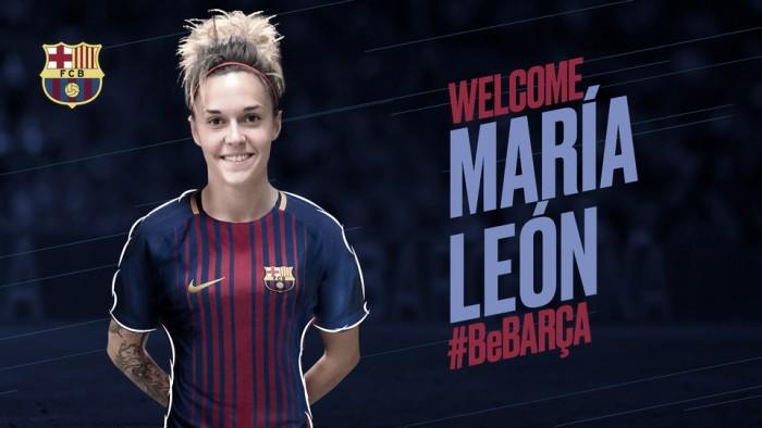 Barcelona anuncia contratação da zagueira Mapi León, ex-Atlético de Madrid