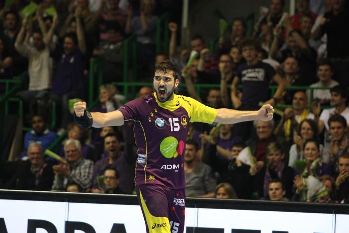 Nantes en finale de la Coupe EHF