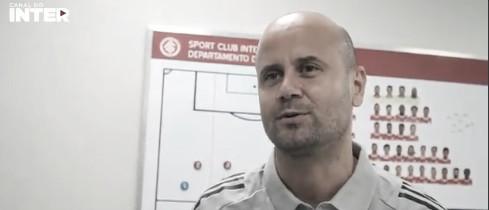 Após vice-campeonato gaúcho, Ramírez afirma que Inter vai continuar 'fiel ao que quer ser'