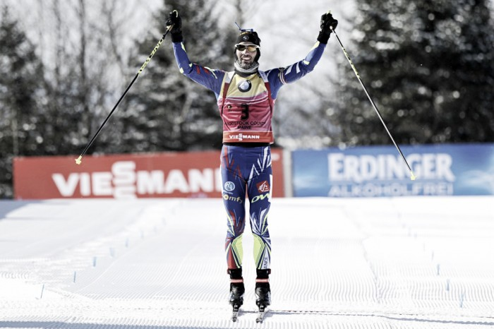 Soukalova & Fourcade extend World Cup leads in Presque Isle, as Biathlon World Championships loom