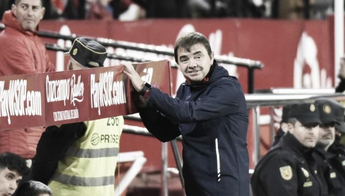 Ernesto Marcucci: ''Los jugadores han aprovechado cada minuto que han tenido en este partido''