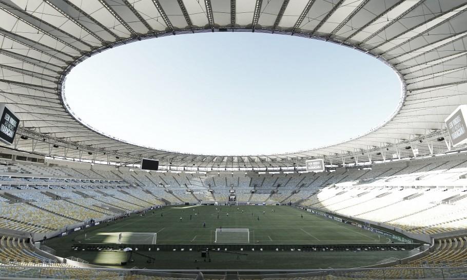 Flamengo renova contrato com Maracanã até 2020