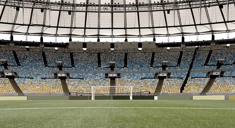 Governo do Rio planeja retomar futebol com estádios limitados a 50% da capacidade