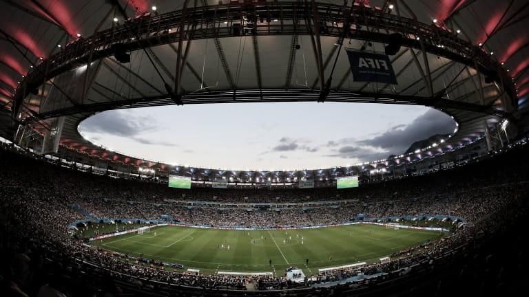 Palco de Copa e Olimpíada, Maracanã completa sete anos de reinauguração
