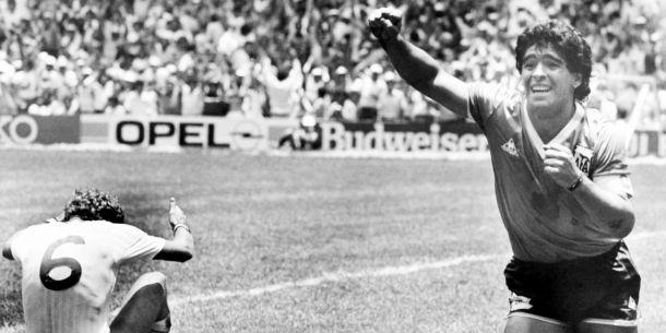 Sonetos del fútbol: Diego Maradona