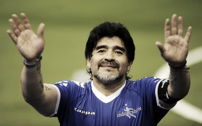 "Maradona: ""Tengo miedo por Argentina"""