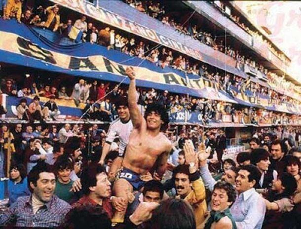 Torneo Metropolitano de 1981: el resurgir de Boca - VAVEL España