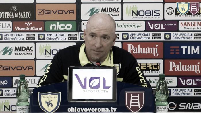 """Chievo Verona, Maran non si scansa: """"Giocheremo con coraggio"""""""