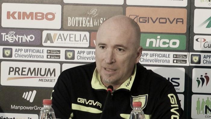 """Chievo, Maran vuole fiducia: """"La squadra ha la voglia e la testa giusta"""""""