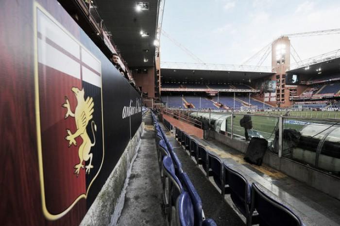 Serie A - Le formazioni ufficiali di Genoa - Palermo
