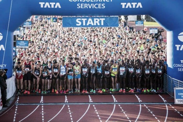 Maratón de Ámsterdam 2017