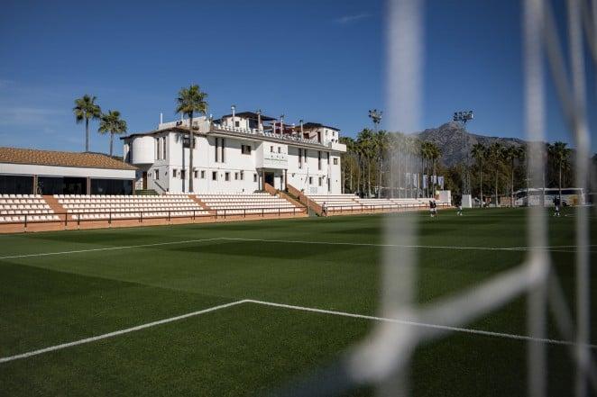El Granada CF se marcha a Marbella al 'stage' de pretemporada