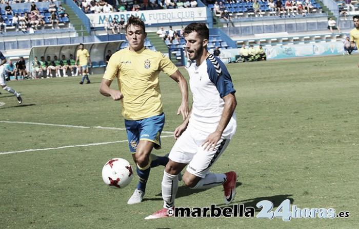 Previa UD Las Palmas 'B' - Marbella FC: asalto al liderato