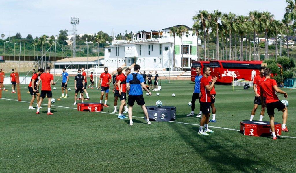 El Granada CF vuelve esta semana al Marbella Football Center