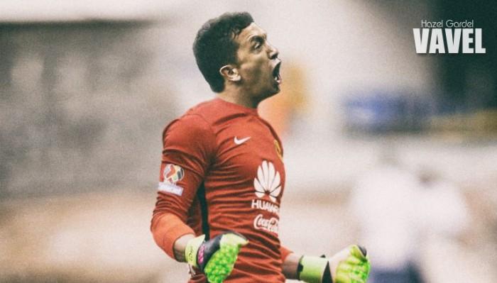 "Agustín Marchesin: ""Llegar bien, para representar bien al América"""