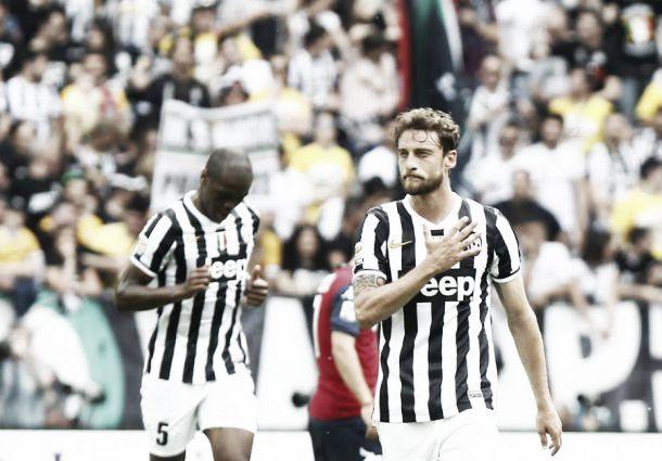 Marchisio, amore eterno alla Juventus