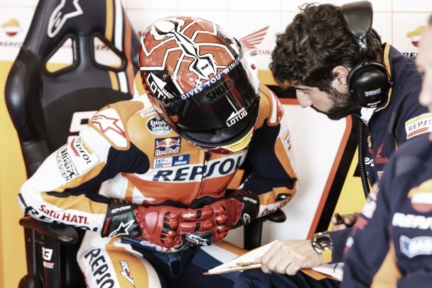 """Marc Márquez: """"Lo que nos queda es ir a ganar las carreras que quedan y disfrutar"""""""