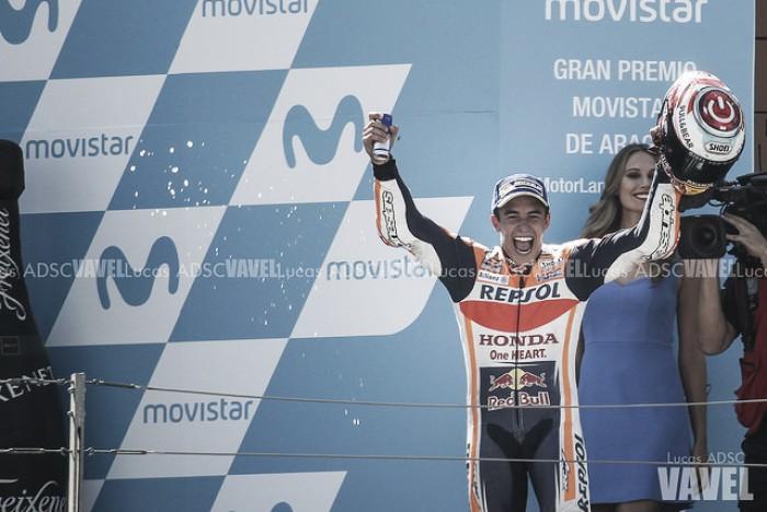 Las posibilidades de Marc Márquez para ser campeón
