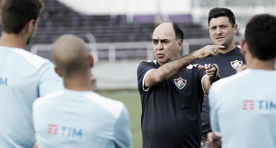 Com promessa de casa cheia, Fluminense visita o Nacional em busca de vaga na Sul-Americana