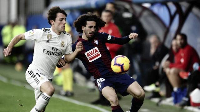 Marc Cucurella quiere volver a sacar los colores al Real Madrid