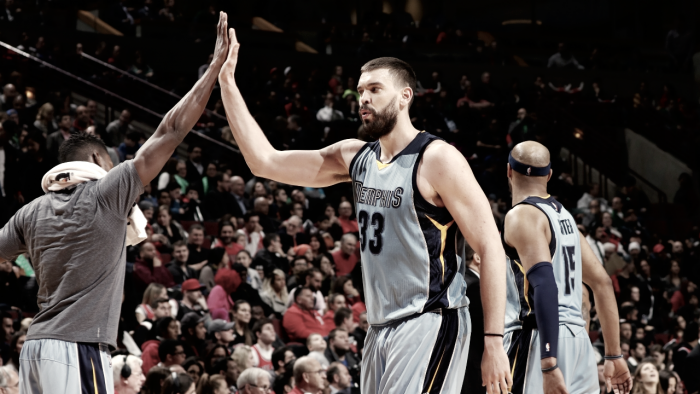NBA - Gasol e Conley sono letali, Bulls battuti dai Grizzlies; Miami vince ancora, sconfitti i Pelicans