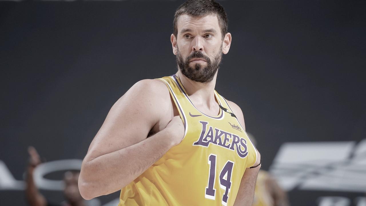 Marc Gasol abandona Los Ángeles Lakers