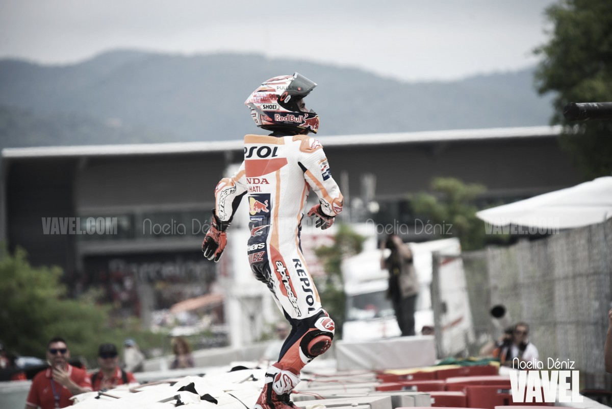 Un indudable Campeón de MotoGP, la era Marc Márquez