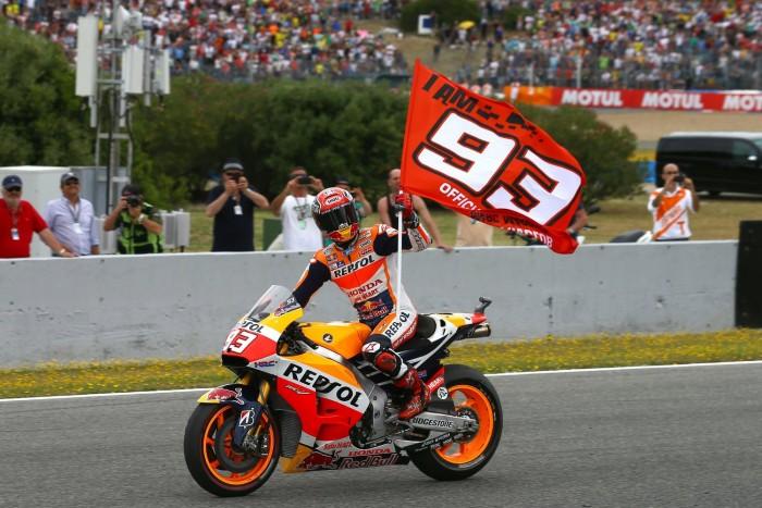 """MotoGP, Marquez: """"Bello tornare in Europa, ora sarà importante far bene"""""""